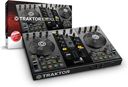 Amazon.com: Native Instruments Traktor Kontrol S2 ...