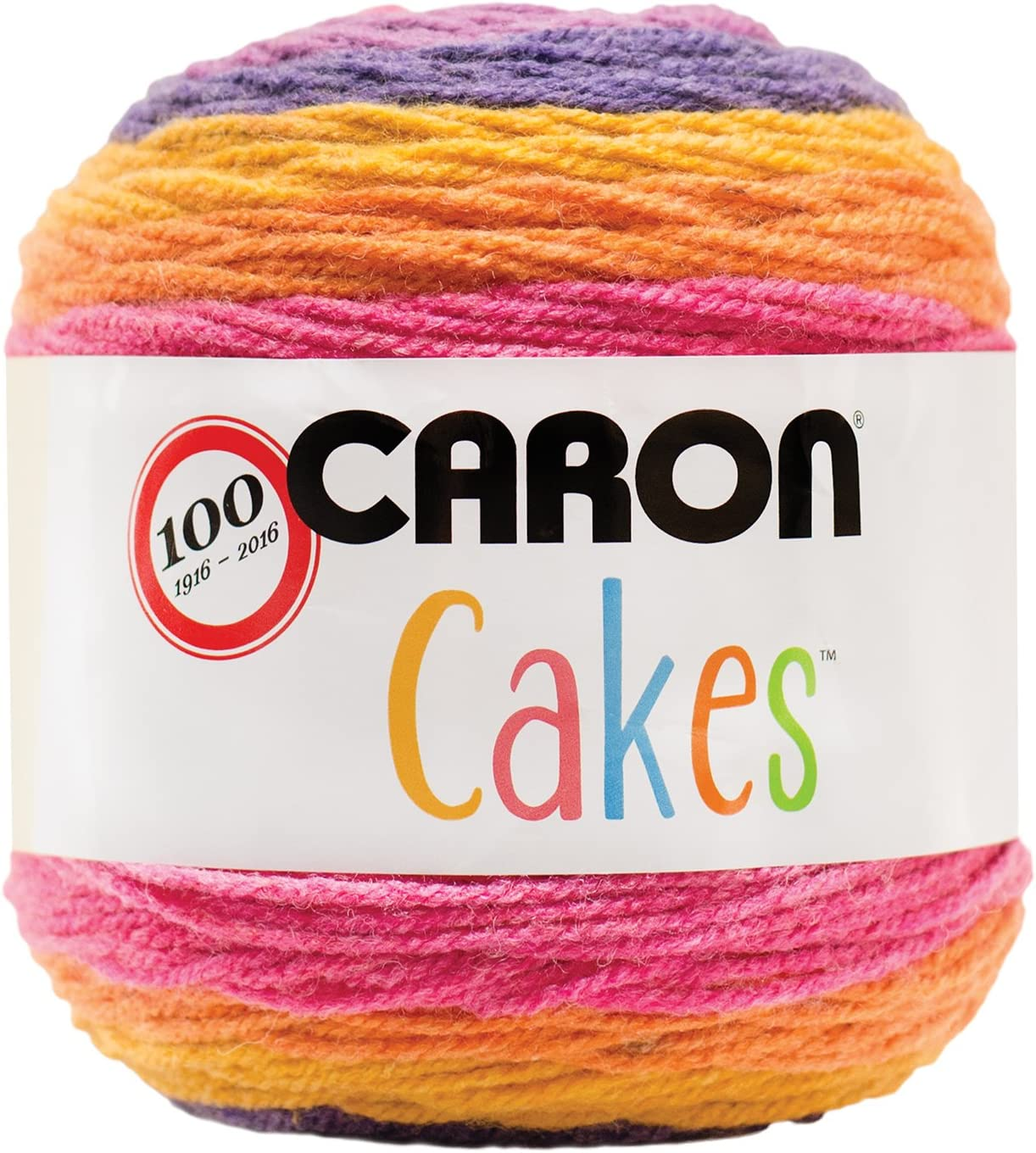 Cake by the Each Caron Cakes Self-Striping Yarn ~ PISTACHIO ~ 7.1 oz