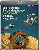 The Fabulous Baron Munchausen [Blu-ray] [Edizione: Regno Unito]