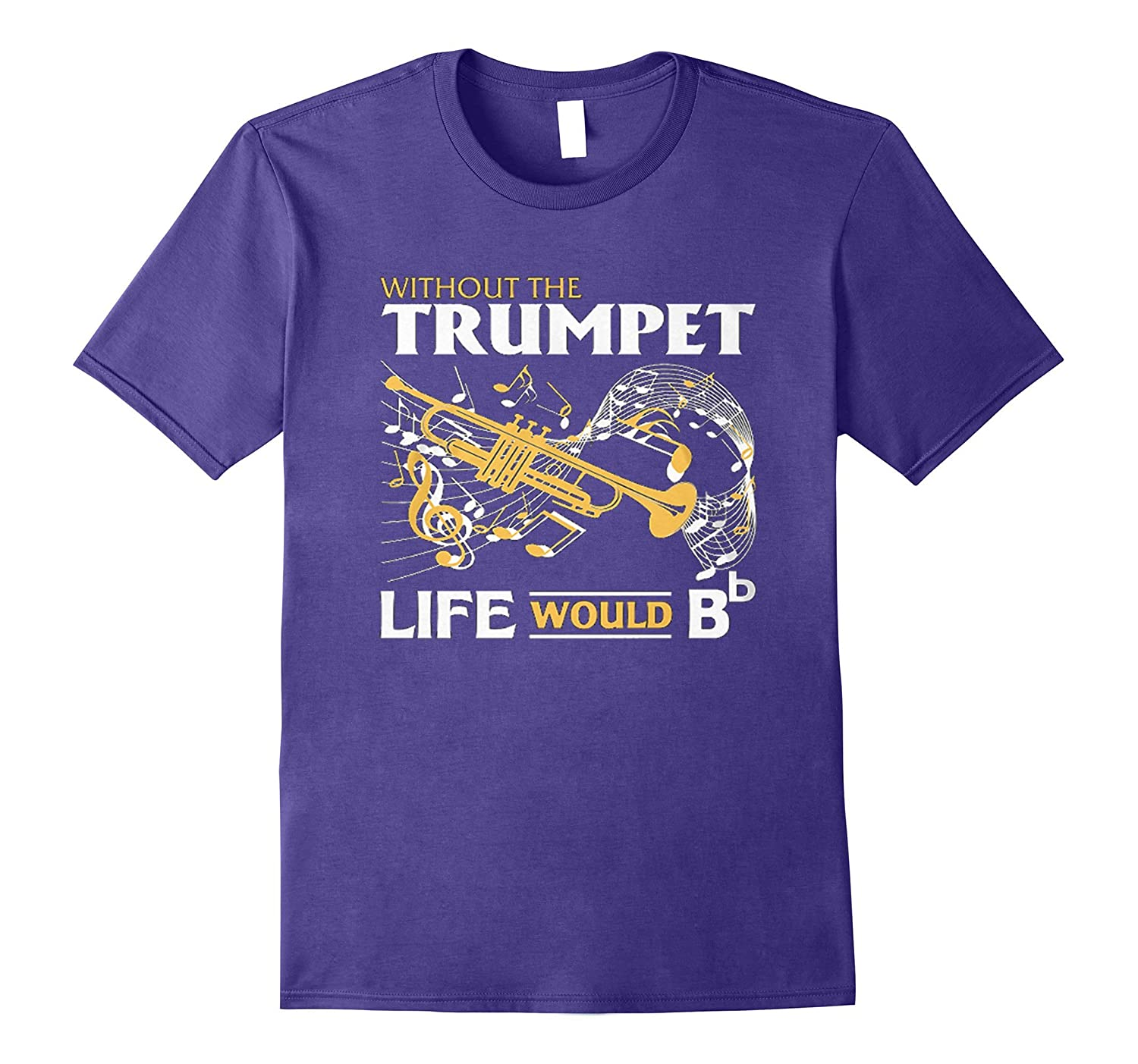 Without Trumpet Life Would Be B-PL