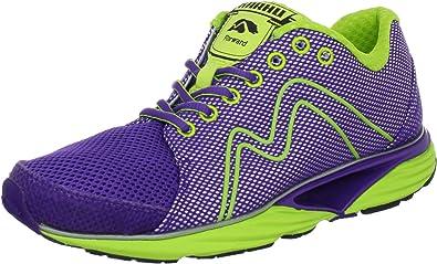 Karhu Forward 3 F200061 - Zapatillas de Correr de Tela para Mujer, Color Morado, Talla 37.5: Amazon.es: Zapatos y complementos