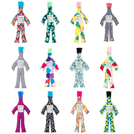 Review Dammit Doll Classic, 12 Inch, Random Color