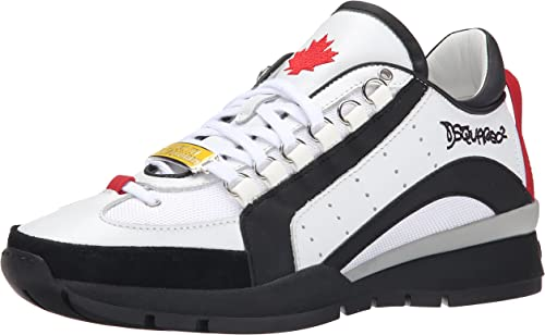 Leather Shoes Sneakers 551 Calfskin