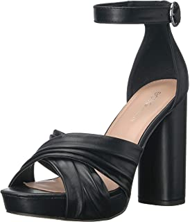 aac62385c00 Amazon.com | BCBGeneration Women's Addie Sandal | Platforms & Wedges