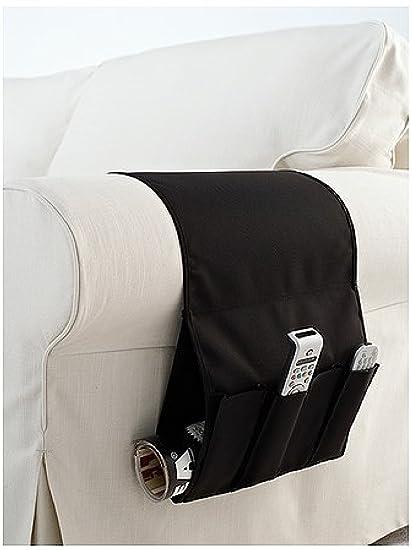 Ikea Flort - Organizador con bolsillos para mandos a distancia para colocar en reposabrazos, color