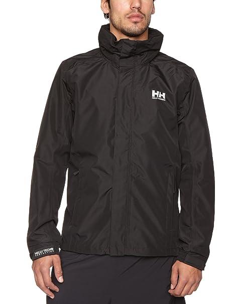 Helly Hansen Dubliner Jacket - Chaqueta para hombre, color negro, talla XS