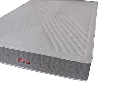 Capital Beds Westminster Lujo Cubierta de colchón de Espuma con Efecto Memoria de 10 cm de