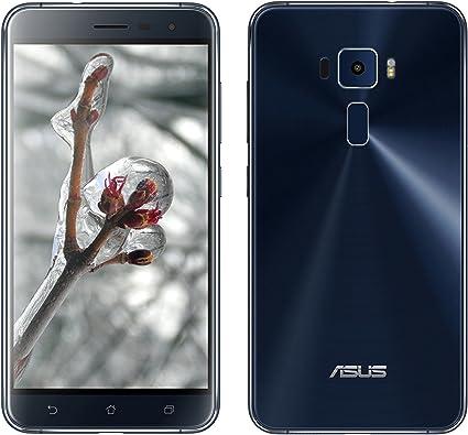 Teléfono inteligente Asus ZenFone 3, 64 GB, negro, [marca Wind ...
