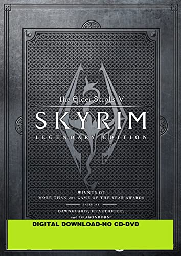 Buy The Elder Scrolls V: Skyrim - Legendary Edition-PC