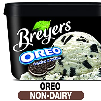 Breyers Non Dairy Oreo 48 Oz Amazon Grocery Gourmet Food