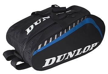 Dunlop Paletero Play Grande - Mochila, color negro/azul: Amazon.es: Deportes y aire libre