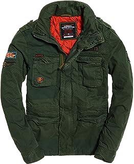 Superdry Echo Quilt Puffer Jacket: : Bekleidung