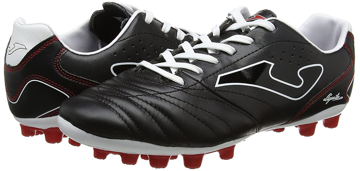 Amazon.com: JOMA FOOTBALLAGUILA GOL 601 BLACK ARTIFICIAL ...