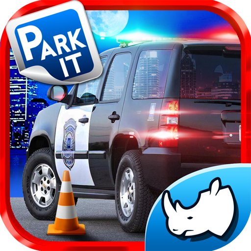 911 Highway Traffic Police Car Drive and Smash 3D Parking Simulator game