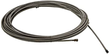 General Wire Spring 75EM2 Flexi Core Drain Cleaner Cable - Bathroom ...