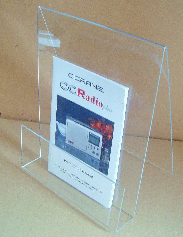 Amazon.com : Source One 8-1/2 x 11 Inches Premium Clear Acrylic ...