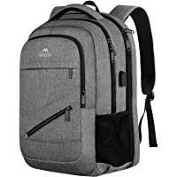Travel Laptop Backpack,TSA Large Travel Backpack for Women Men, 17 Inch Business Flight Approved Carry On Backpack with…