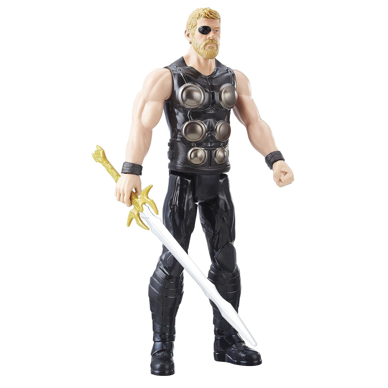 Marvel Avengers - Infinity War Captain America Figurine, E1421 Hasbro E1421EL2