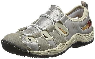 rieker l0561 women low top damen sneakers