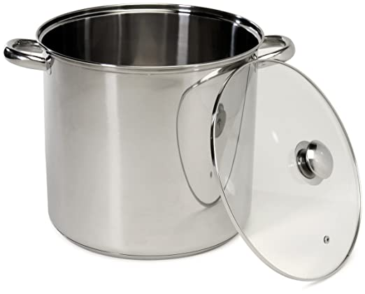 Excelsteel 16 Quart Stainless Steel Stockpot Review