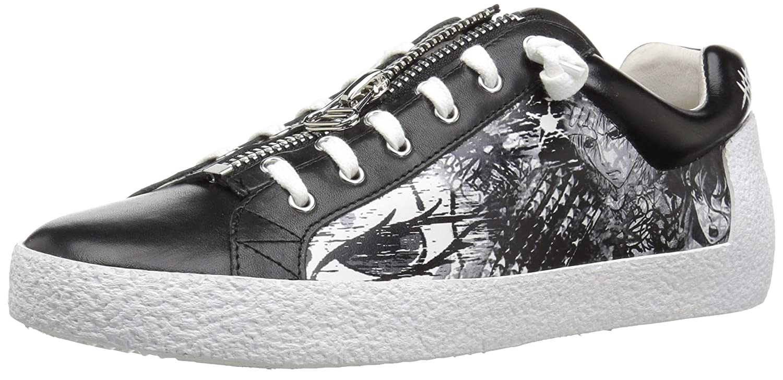 Ash Women's Nova BIS Sneaker B01ND4Z262 38 Medium EU (8 US)|Black