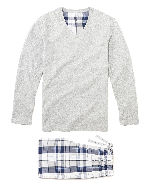 Celio VICHRIS - Pijama para hombre, color azul, talla Medium: Amazon.es: Ropa y accesorios