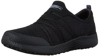 Skechers Mujer Slate Sport Burst Zapatillas: Amazon.es: Zapatos y complementos