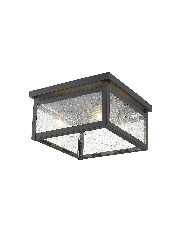 Livex Lighting 4052-07 Milford 4-Light Ceiling Mount Bronze