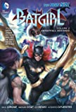 Batgirl Volume 2: Knightfall Descends (The New 52)
