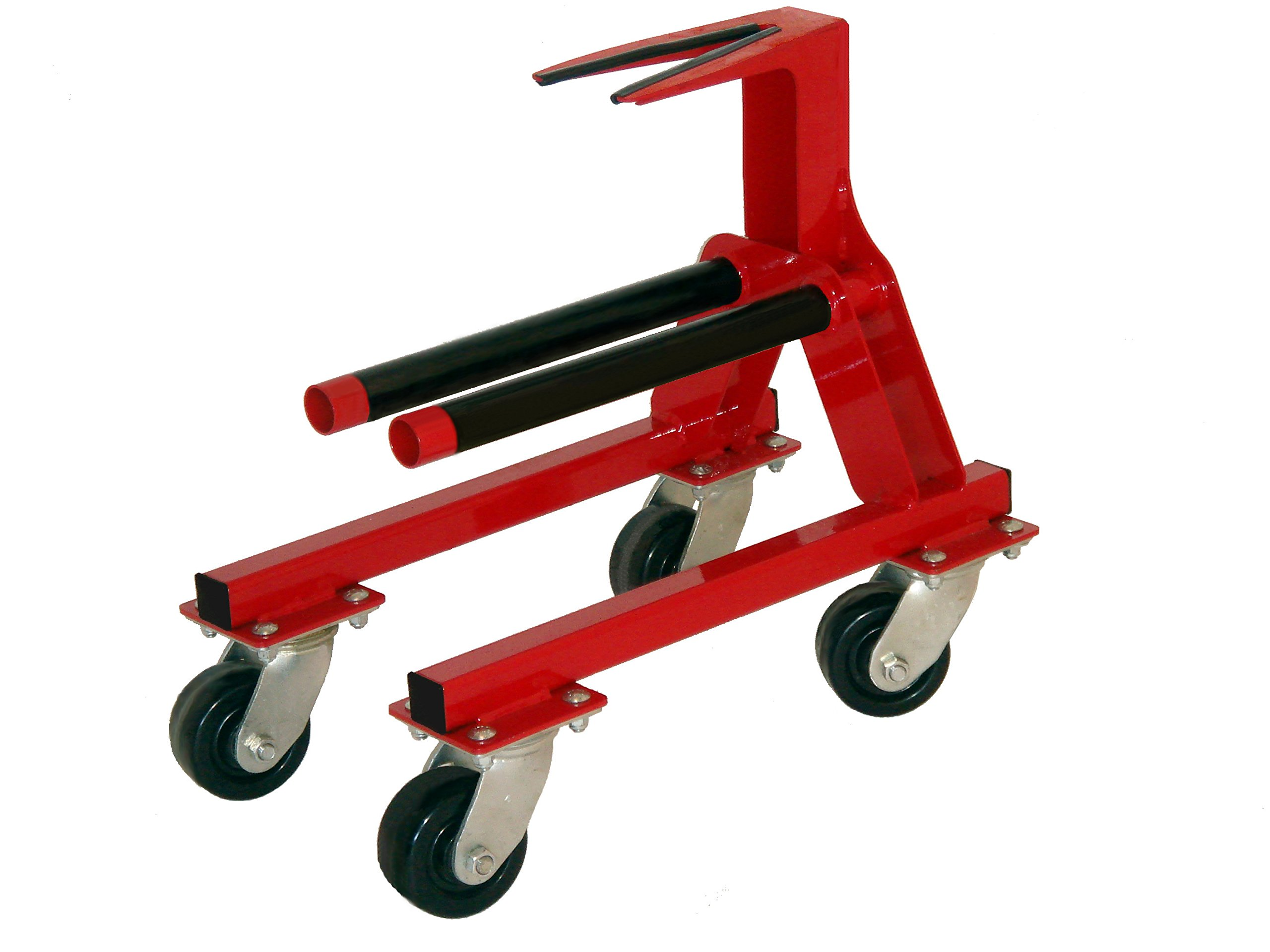 Sternmaster Marine Tools Single Outdrive/Lower Unit Rolling Service Cart fits I/O and Outboard Lower Units, Made in The USA by Sternmaster Marine Tools