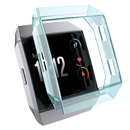 Amazon.com: Replacement TPU Case for Fitbit Ionic Smartwatch ...