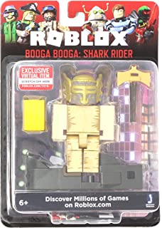 Amazon Com Roblox Booga Booga Fire Ant Single Figure Core Pack