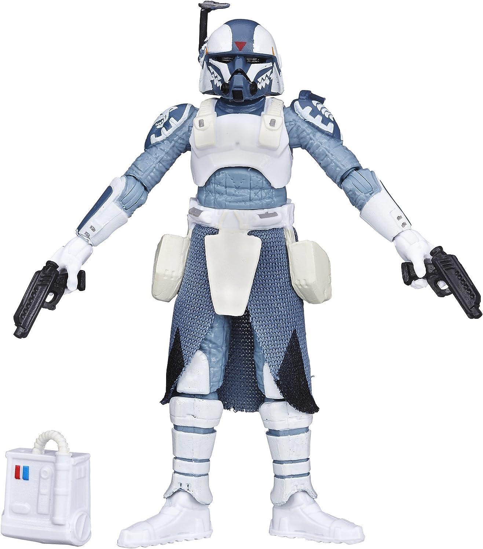 "Star Wars The Black Series 3.75/"" #12 Clone Commander Wolffe Figure Par Hasbro"
