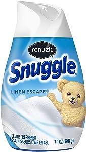 Renuzit Renuzit Snuggle Gel air freshener, Linen Escape, 7 Ounce, 1 Count