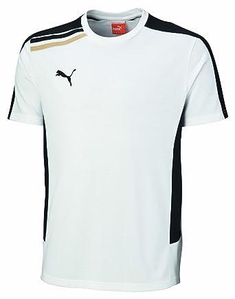 Puma - Camiseta de fútbol Sala para Hombre  Amazon.es  Ropa y accesorios c828ca4cf2eae