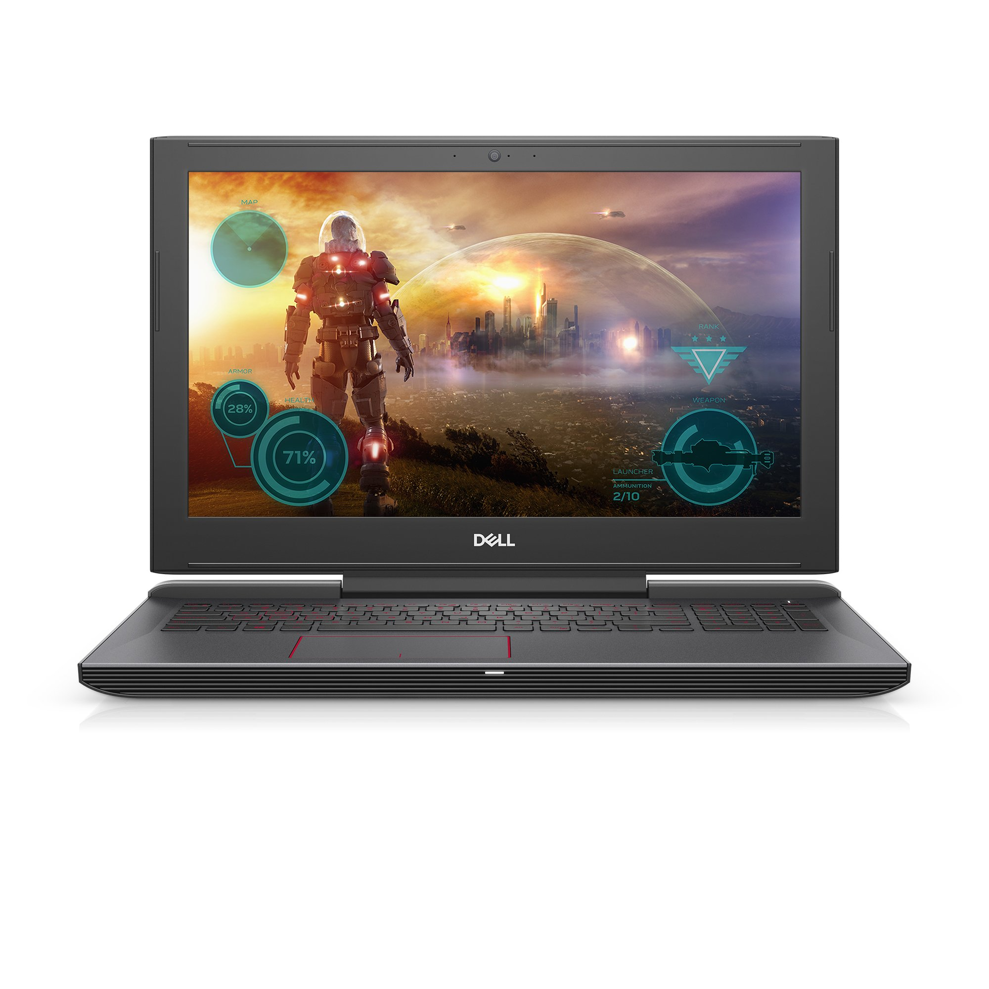 Dell G5587-7866BLK-PUS G5 15 5587 Gaming Laptop 15.6″ LED Display, 8th Gen Intel i7 Processor, 16GB Memory, 128GB SSD+1TB HDD, NVIDIA GeForce GTX 1050Ti, Licorice Black
