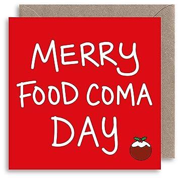 Funny food coma day christmas card humour xmas card alternative funny food coma day christmas card humour xmas card alternative christmas card christmas m4hsunfo
