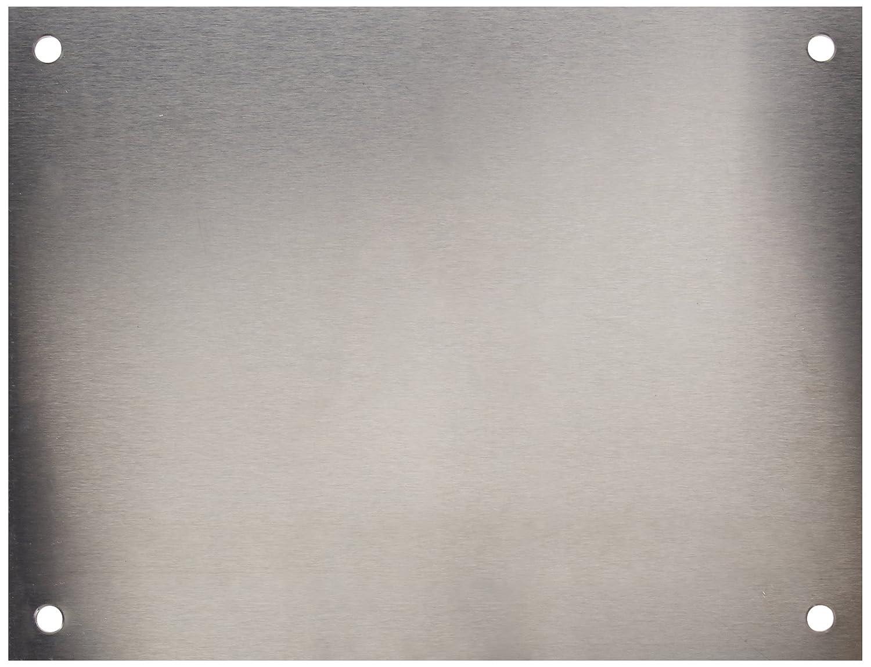 Amazon.com: Hofmann a20p16ss6 Panel, NEMA 12, tipo de acero ...