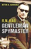 R.N Kao: Gentleman Spymaster (English Edition)
