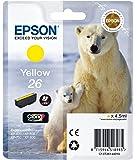 Epson T2614 Tintenpatrone Eisbär, Singlepack, gelb