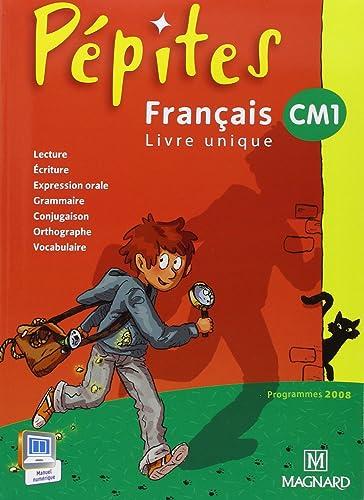 Francais Cm1 Pepites Programme 2008 Telecharger Lire En