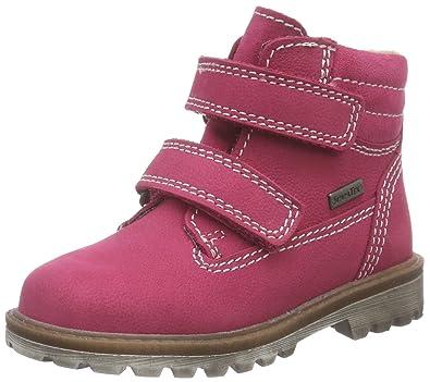 c951cb6154ccb9 Richter Kinderschuhe Mädchen Pragon Kurzschaft Stiefel Pink (Fuchsia 3500)  23 EU
