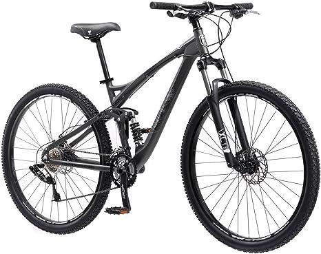 Mongoose XR-Pro Bicicleta de montaña para Hombre de 29 Pulgadas ...