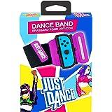 - Just Dance 2021 official - Dance Band - Brazalete para el controlador JoyCon, Correa elástica ajustable con ranura…