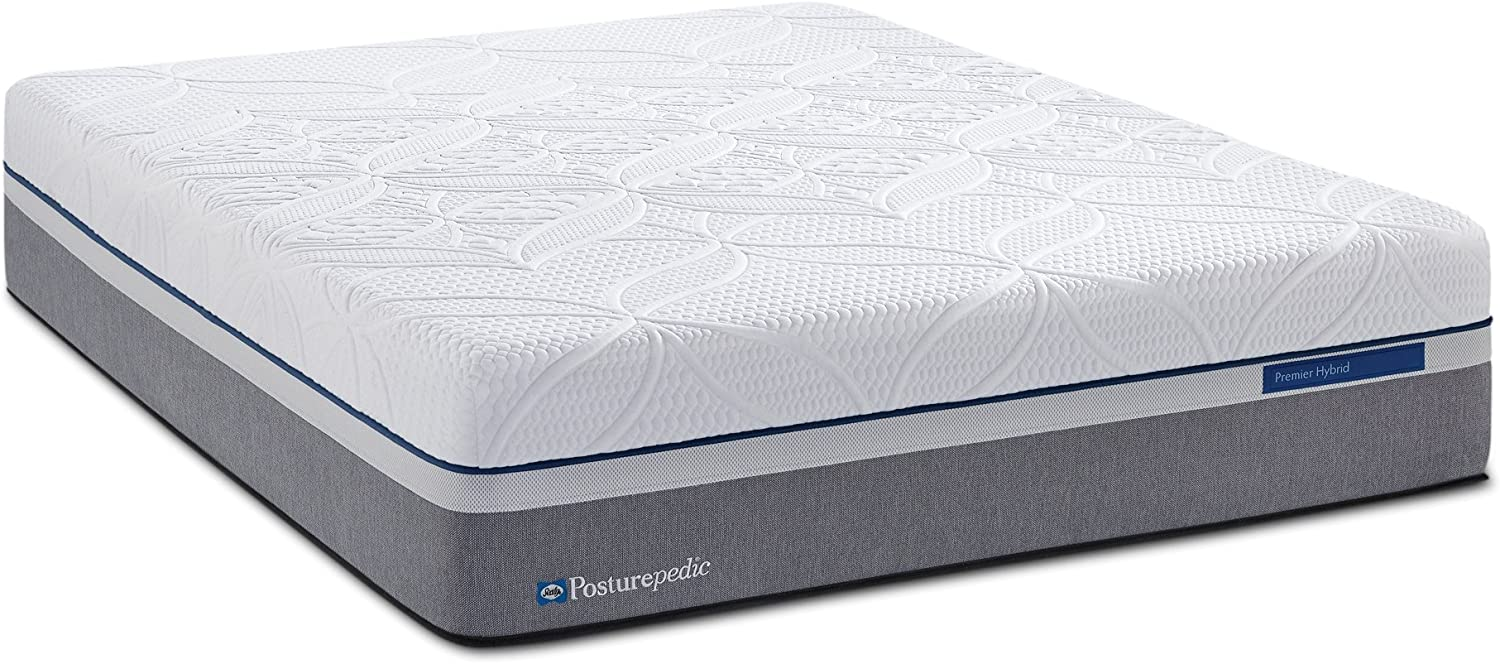 Sealy Posturepedic Hybrid Copper Cushion Firm Mattress (Queen Size Only)