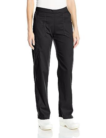 1e18fc08a8e Amazon.com  WonderWink Next Madison Elastic Waist Women s Scrub Pant ...