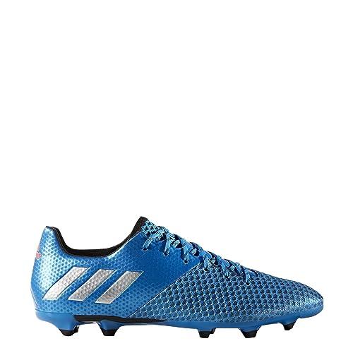adidas Messi 16.3 Firm Ground Scarpe da Calcio Uomo NUOVO