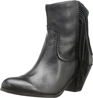 ef0542b610f5 SAM EDELMAN womens LOUIE Black Ankle boots