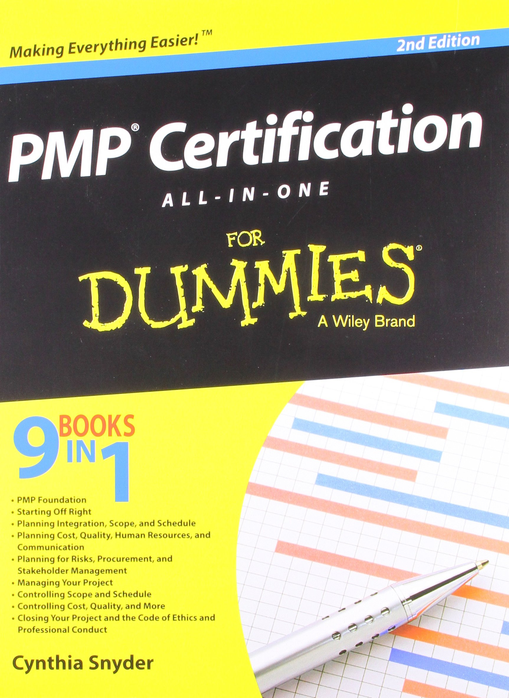 Buy Pmp Certification All In One For Dummies 2ed Book Online At Low
