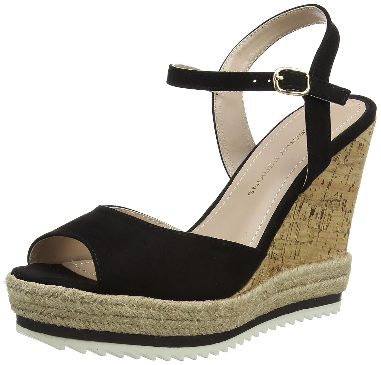 Black sandals ebay uk - Image Is Loading 7 Uk Black Black Dorothy Perkins Women S